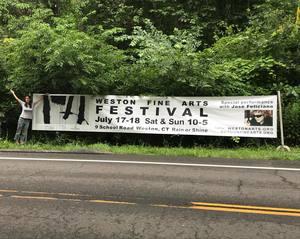 Weston Fine Arts Festival